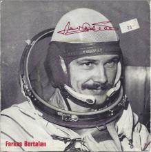 Hungarian in space.